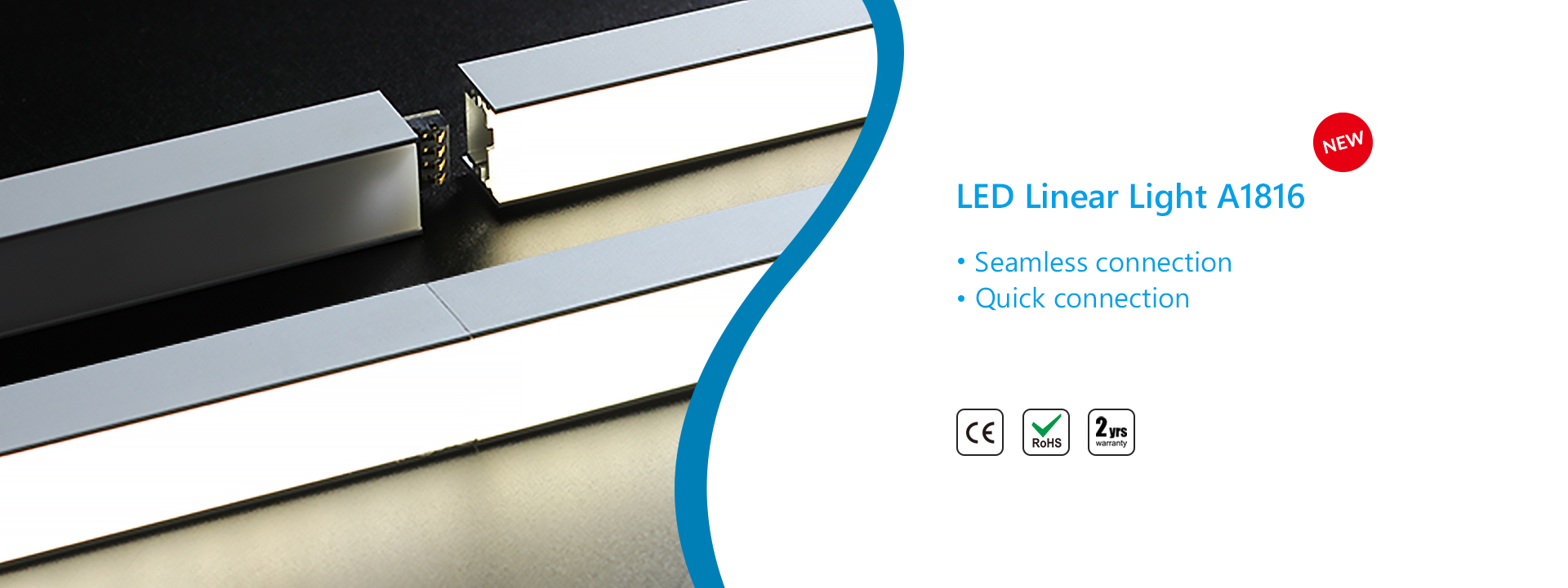 LED Linear Light A1816