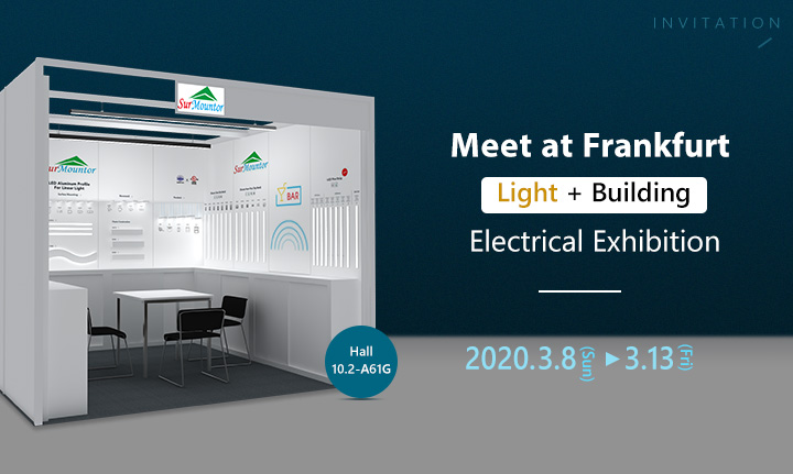 Frankfurt Lighting and Building Electric Exhibition 2020